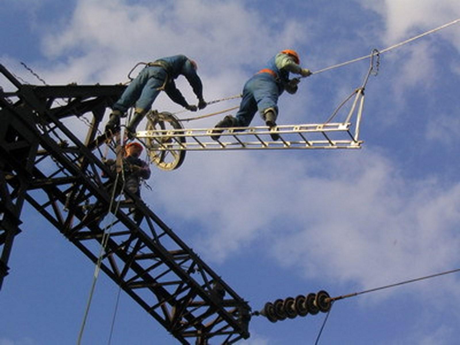 строительство и монтаж кабельных линий электропередач для предприятий