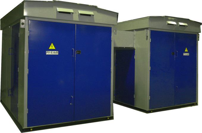 Бктп - бетонные трансформаторные подстанции